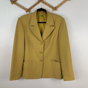 Made in Italy of Benneton Suitcoat